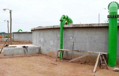 La primera fase del acueducto no tiene fecha de terminación