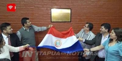 TRP: INAUGURAN MEJORAS EN COL. NACIONAL MARÍA AUXILIADORA.