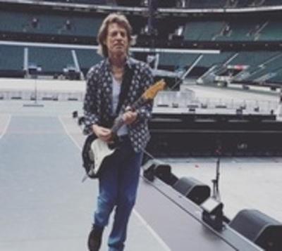 Imponente show de Mick Jagger tras su operación de corazón