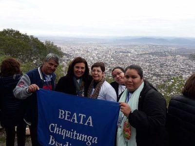 """""""Chiquitungueros"""" pidieron por la pronta santificación de beata"""