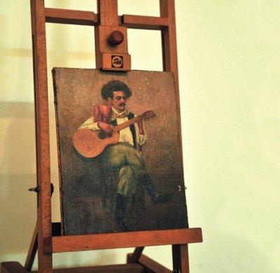 El guitarrero sobreviviente