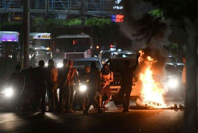 Honduras: al menos 3 muertos en protestas contra el gobierno de Hernández