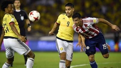 HOY / Paraguay se juega el boleto a cuartos ante una Colombia sólida, pero con bajas