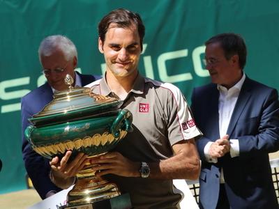 Roger Federer se queda con el torneo de Halle