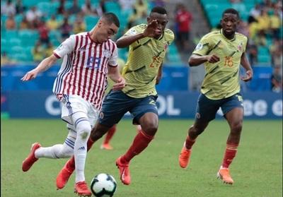 Paraguay pierde y está por volver a casa