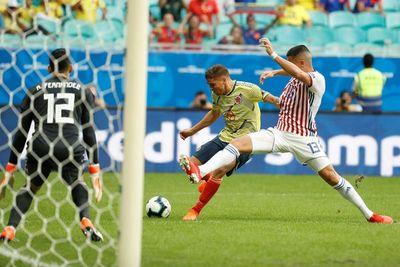 El gol de Colombia es una jugada practicada, afirma Cuéllar