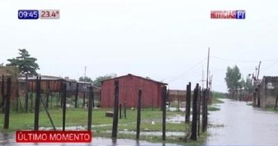 Asunción está en emergencia