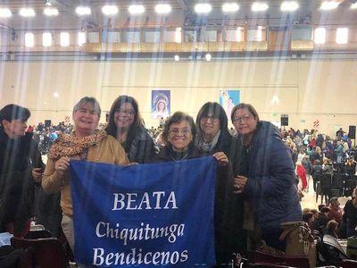 """Chiquitunga Santa ya"", pidieron en Salta devotos de la beata"