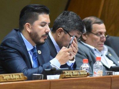 Imputado Portillo debe firmar ley de blindaje  para enviar al Ejecutivo