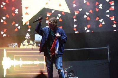 Paulo Londra actuará en el estadio de la SND