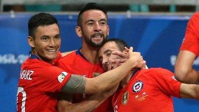 Chile y Uruguay, un gran duelo por el primer lugar del Grupo C