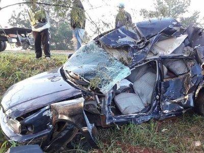 Joven fallece en accidente rutero en CDE