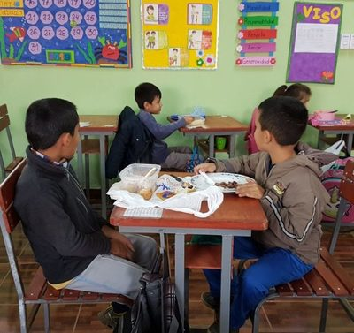 Fonacide: Solo cuatro meses habrá almuerzo escolar