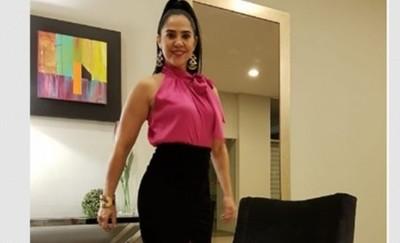 El Jocoso Momento Que Protagonizó Norita Rodríguez En Pleno Cumpleaños