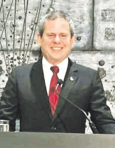 Brasil pidió bienes de Messer