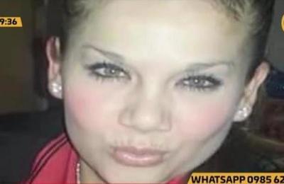 Crimen de María del Carmen: Principal sospechoso no se presentó para la extracción de ADN