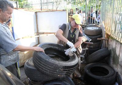 Se reportan menos notificaciones por casos de dengue