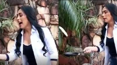 Rossana Barrios Preparaba Mbeju Cuando Esto Sucedió