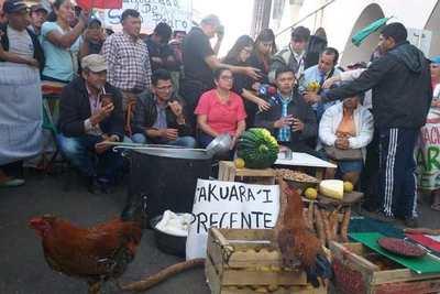 Dirigente campesino lamenta que el MAG no ejecute proyectos