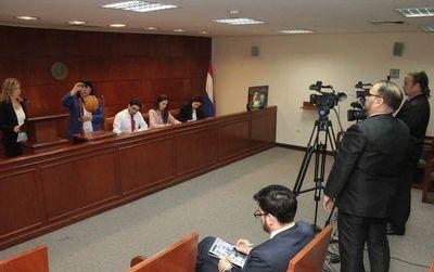 Sortean preopinantes para casos de la Sala Civil