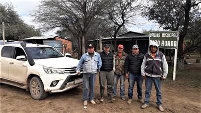 Hallan cadáver del ciudadano desaparecido en zona de Pedro P. Peña