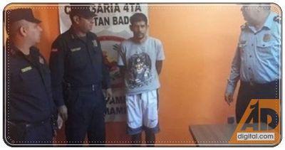 Detienen a miembro del Comando Vermelho quien tras escapar de cárcel en Brasil, consiguió CI paraguaya