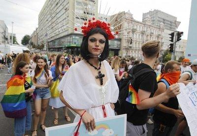 Marchas del orgullo LGBT en varias ciudades del mundo