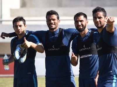Sergio Díaz se acopla al plantel azulgrana