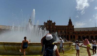 Rige alerta en Europa por intensa ola de calor