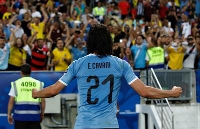Uruguay vence al campeón