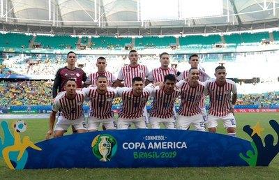 Así serán los cuartos de final de la Copa América