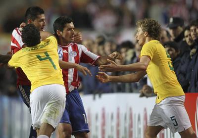 Paraguay viene con números positivos para enfrentar a Brasil