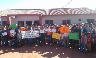 Toman puesto de salud de Maracaná para exigir médicos y medicamentos