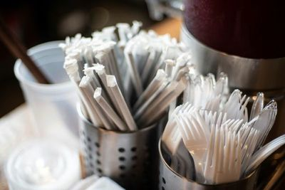 Washington, cuna de la pajilla, le dice adiós al objeto de plástico