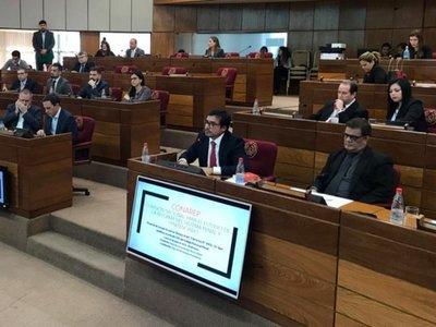 Ministro Ríos admite incapacidad y desidia por la crisis penitenciaria