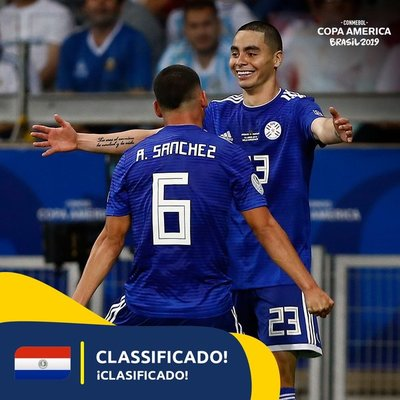 Paraguay clasifica tras empate entre Ecuador y Japón