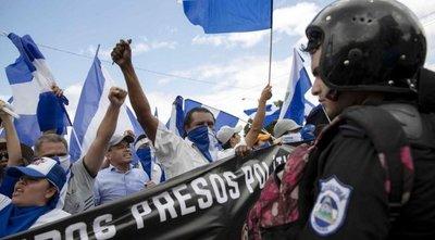 Más de 1.500 víctimas de represión en Nicaragua