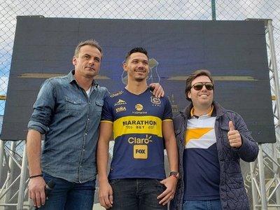 Walter González deja México y jugará en Chile