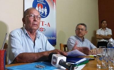 """Sindicato exige aumento de G. 700.000, aunque sea """"en cuotas"""""""