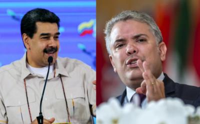 Maduro ataque a Duque, ´es un bastardo oligarca´
