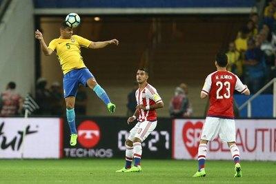 Los datos que 'favorecen' a Paraguay ante Brasil