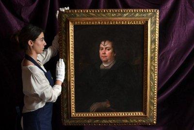 """Subastarán la """"Amante del Vaticano"""", perdida 300 años"""
