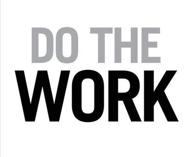 Haz el trabajo. Cómo superar la resistencia y salir de tu propio camino