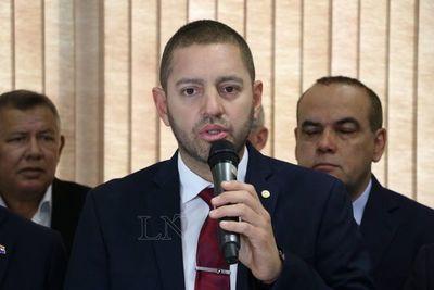 Asume nueva mesa directiva y Mario Abdo rinde cuentas al Congreso