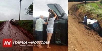 PROYECTAN ASFALTAR EL TRAMO NARANJITO- SANTA INÉS.
