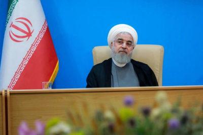 """El presidente iraní llama a Donald Trump """"retrasado mental"""""""