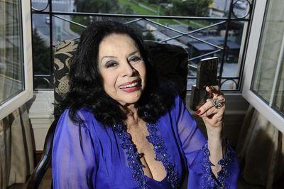 """""""La Coca"""" Sarli, figura en el cine paraguayo"""