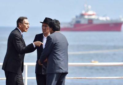 Bolivia logra salida al mar en puerto de Perú
