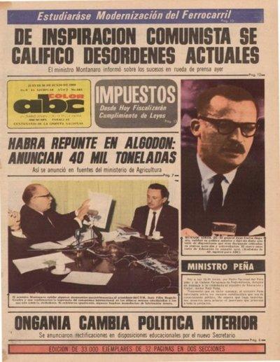 26 de junio 1969