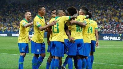 Este jueves inician los encuentros de cuartos de final de la Copa América